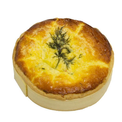 Quiche atlantic
